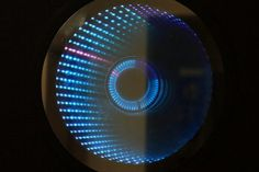 Picture of Infinity Mirror Clock