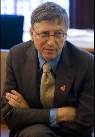 Bill Gates - changed technology and became a sincere, caring philanthropist Bill Gates Steve Jobs, Head Of State, People Of Interest, New World Order, How To Raise Money, Good People, Role Models, Marie, Presidents