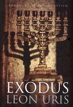 Leon Marcus Uris: EXODUS - vázaná