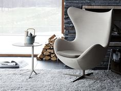 33 Best Arne Jacobsen The Egg Chair Images Home Decor