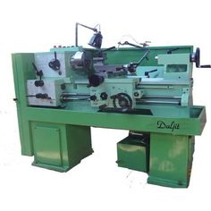 #Lathe #Machine is composed with high review materials that are manufactured consummately and the procedure of creation keep the hardware going for long haul reliance.