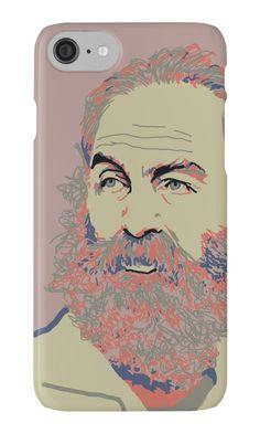 Walt Whitman by savantdesigns
