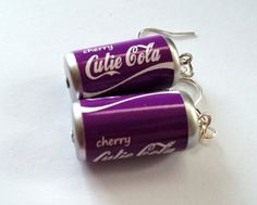 cutie cola earrings