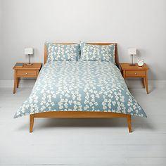 Buy John Lewis Wallflower Duvet Cover and Pillowcase Set Online at johnlewis.com