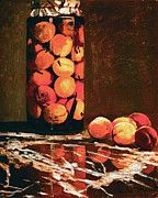 "New artwork for sale! - "" Claude Monet - Jar Of Peaches by Claude Monet "" - http://ift.tt/2kEjugH"