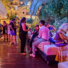 Terraza de EL HOTEL pacha, Ibiza