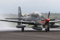 Indonesian Air Force Super Tucano