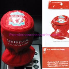 Liverpool Football Cub gear shift