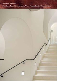UNIKA Naturstein Katalog Stairs, Image, Home Decor, Stairways, Natural Stones, Catalog, Stairway, Decoration Home, Room Decor