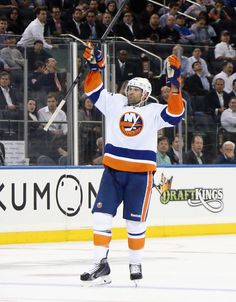 Johnny Boychuk has two goals and four assists with the Islanders this season. (Bruce Bennett/Getty Images)