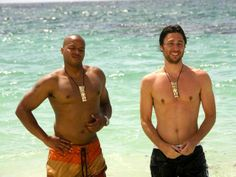 Donald Faison  Zach Braff (Turk  J.D. on Scrubs)