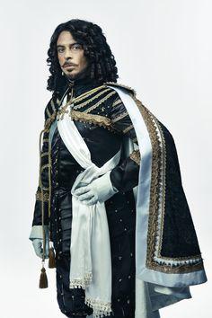 The Musketeers - Series III - King Louis XIII  De Guiche? More like De Duche!