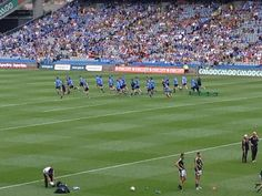 If you're in Ireland during the spring/summer, check out a GAA (Gaelic Athletic Association) match for either Gaelic football or hurling. I went to a few Gaelic football games at Croke Park, home of County Dublin GAA, and they were a blast.