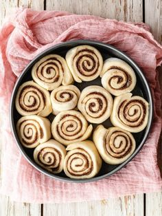 Easy Homemade Cinnamon Rolls - Kickass Baker Easy Homemade Cinnamon Rolls - Kickass Baker<br> These homemade cinnamon rolls are made from scratch, baked, smothered in cream cheese icing and ready to be devoured in one hour flat. No Yeast Cinnamon Rolls, Cinnamon Bun Recipe, Cinnamon Bread, Homemade Cinnamon Rolls, Pioneer Woman Cinnamon Rolls, Cinnamon Desserts, Cinnabon Recipe, Baking Recipes, Dessert Recipes