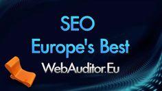 #WebAuditor.Eu European SEO Best Consulting