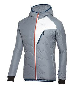 Take a look at this Tradewinds Hooded Primaloft Jacket - Men by PUMA on #zulily today!