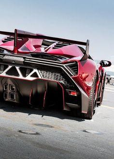 Lamborghini Veneno Roadster. #Lamborghini #Venom #Veneno