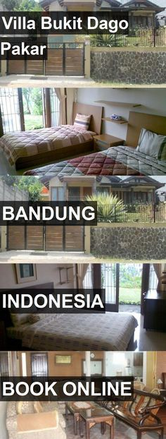 Hotel Villa Bukit Dago Pakar in Bandung, Indonesia. For more information, photos, reviews and best prices please follow the link. #Indonesia #Bandung #VillaBukitDagoPakar #hotel #travel #vacation