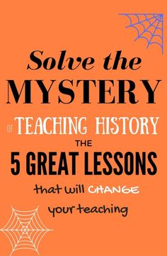 Tips and ideas for teaching history and making history engaging and interactive. social studies History's Great Mystery (How can I make my classroom more interactive?) - Be your best teacher! 7th Grade Social Studies, Social Studies Notebook, Social Studies Classroom, Social Studies Activities, History Activities, History Classroom, History Education, Teaching Social Studies, History Teachers