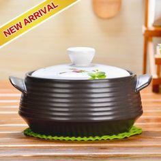 Casserole Sauceboxes Soup Ceramic Cooking Pot