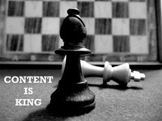Content is king - creating good content to boost web traffic tips and advice