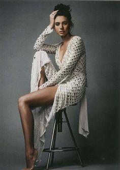 The Summer '16 Alika Wrap Dress in The Gentleman's Journal