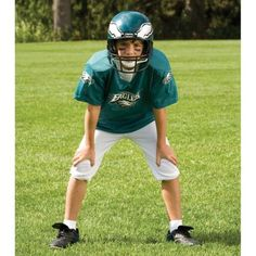 Franklin Sports NFL Youth Uniform Set, Kids Unisex, Size: Medium, As Shown