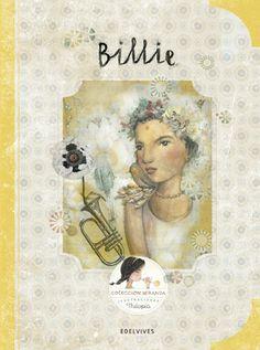 La cantante de jazz Billie Holiday (1915-1959) fue una de las mas exitosas cantantes de su época, aunque sus problemas personales le supusieron un gran obstáculo vital. Sin embargo, esto no le impidió convertirse en una de las mas reconocidas voces de Estados Unidos. http://rabel.jcyl.es/cgi-bin/abnetopac?SUBC=BPSO&ACC=DOSEARCH&xsqf99=1845137