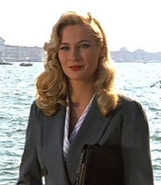 Alison Doody as Elsa Schneider in Indiana Jones and the Last Crusade (1989)