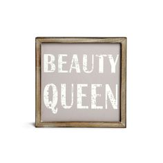 Bild Beauty Queen Paulownia-Holz flieder ca B:18 x L:18 cm