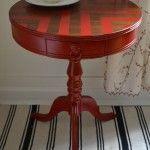 mobilya boyama ornekleri dolap sifonyer komidin masa kapi geometrik cicekli etnik desenler (8)