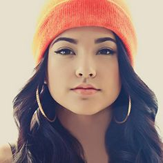 Becky G hat is AWESOME