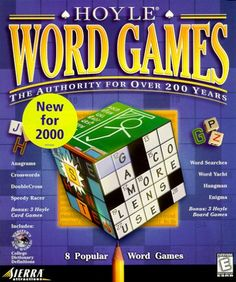 cool Hoyle Word Games 2000 - PC  Have fun as you master these eight great word games from the experts--Hoyle. With the classics hangman, crossword puzzles, and more, everyone will get... http://gameclone.com.au/games/word-games/hoyle-word-games-2000-pc/