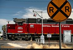 RailPictures.Net Photo: 3822 Central Oregon & Pacific Railroad EMD GP38 at Hanford, California by Steve Crise