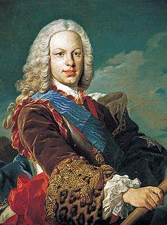 Don Fernando VI de España, llamado «el Prudente» o «el Justo» (Madrid, 23 de septiembre de 1713-Villaviciosa de Odón, 10 de agosto de 1759)