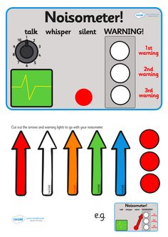 Twinkl Resources >> Noisometer >> Classroom printables for Pre-School, Kindergarten, Elementary School and beyond! Posters, Display, Signs and Labels Primary Teaching, Primary Education, Teaching Activities, Teaching Resources, Primary School, Pre School, Classroom Control, Classroom Behavior, School Classroom