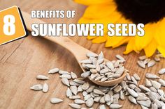Uses Of Sunflower Seeds