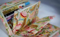 geldbeutel damen diy elegante geldbörse