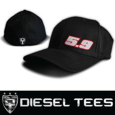 5.9 FlexFit Hat Cummins Diesel Trucks, Cummins Diesel Engines, Powerstroke Diesel, Dodge Cummins, Peterbilt, Lingerie Models, Baseball Hats, Tees, T Shirt