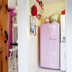 I would sell my mother down the river for this fridge.