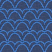 lorenloop_linen fabric by holli_zollinger for sale on Spoonflower - custom fabric, wallpaper and wall decals