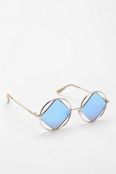 Le Specs Rudeboy Sunglasses #urbanoutfitters
