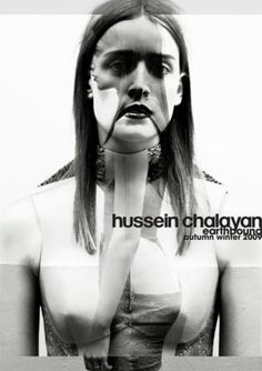 Hussein Chalayan / FW09 Ad Campaign