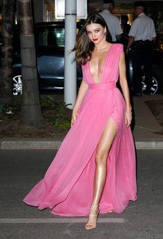 Best dressed at Cannes: Miranda Kerr