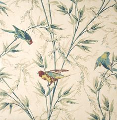 Little Greene London Wallpapers Great Ormond Street Parchment (45). Te combineren met de kleuren: 61 Pitcairn, 85 Kitchen Green, Papyrus. Patroonherhaling: 61 cm. Afwasbaarheid: Nat afneembaar.