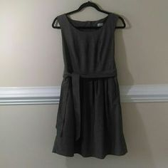 I just added this to my closet on Poshmark: H&M gray dress. Price: $18 Size: 8