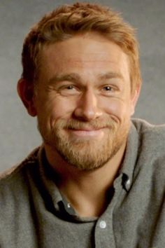 Charlie Hunnam Is Practically Begging You to Come Have a Drink With Him