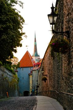 Tallinn by Evgeny Markalev