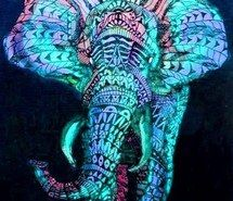 Inspiring image colors, elephant #1070725 by awesomeguy - Resolution 500x601px - Find the image to your taste
