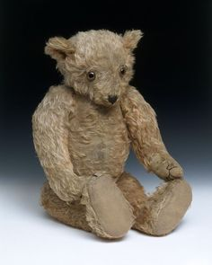 Teddy bear | William J. Terry | V&A Search the Collections